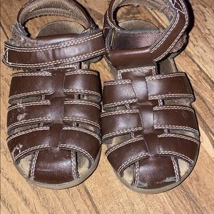 Other - Boys brown sandals